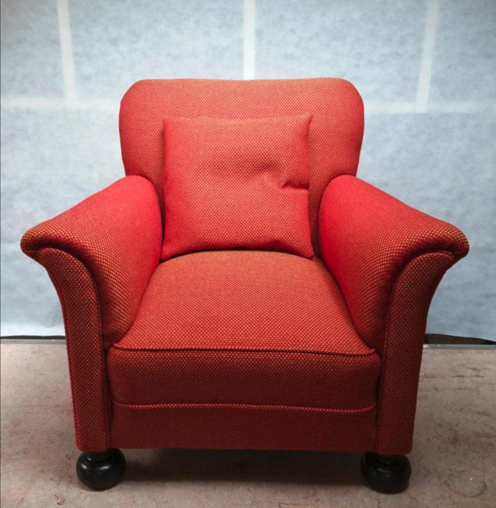 fauteuil-herstofferen