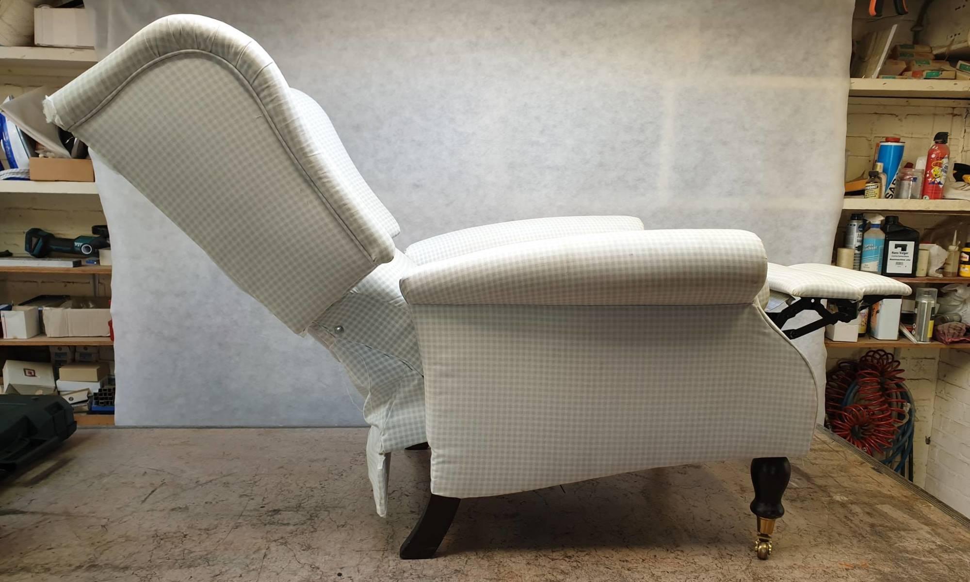 fauteuil-stofferen